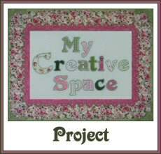 My Creative Space Project