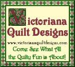 Quilt Patterns from Victoriana Quilt Designs