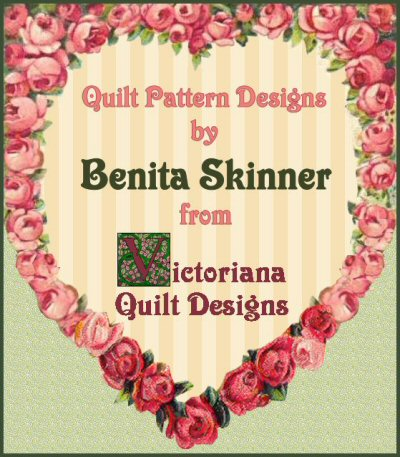 Directory of Quilt Pattern Designs by Benita Skinner