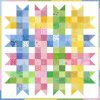 Scrap Happy Baby Ribbons Quilt Pattern