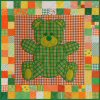 Stuffies Teddy the Bear Baby Quilt Pattern