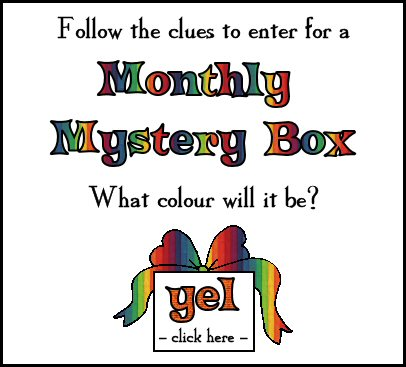 Monthyly Mystery Box Clue #1