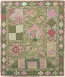 Beginner's Sampler Quilt Pattern & Online Workshop