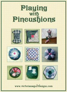 Large Hexagon Pincushion Pattern