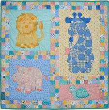 Stuffies Baby Quilt Patterns