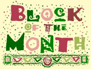 Free Quilt Block of the Month Pattern