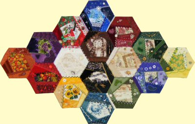 Browse the Pictures in Our Scrap Quilts Photo Gallery