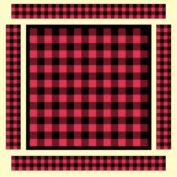 Basic Buffalo Plaid Free Quilt Tutorial From Victoriana