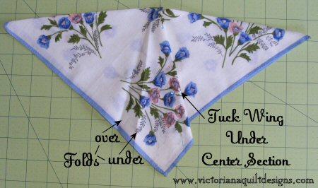 Quilt Patterns Using Handkerchiefs My Quilt Pattern