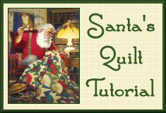 Quilting Santa's Rising Sun Quilt Pattern Tutorial from Victoriana ... : free quilt block of the month - Adamdwight.com
