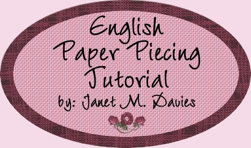 Tutorial: English Paper Piecing, Hexies Part 1 | The Zen of