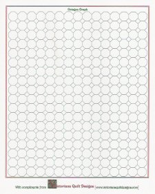 Quilt Patterns On Graph Paper : printable quilt pattern