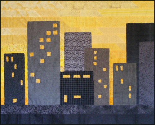 City Lights Quilt Pattern