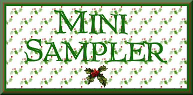 Mini Sampler Quilt Pattern Free To Members