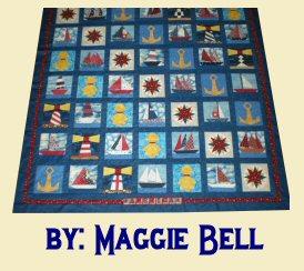 Victoriana Quilt Designs Members Nautica Lighthouse Nautical Quilt