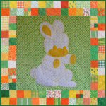 Berta the Bunny Baby Quilt Pattern