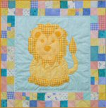 Leo the Lion Baby Quilt Pattern