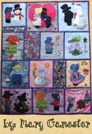 Sunbonnet Sue - Quilting - Traditional Pattern