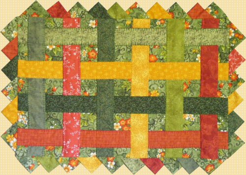 Quilt Patterns For Table Runners And Placemats : Table Toppers, Placemats, Runners, Trivet Quilt Patterns