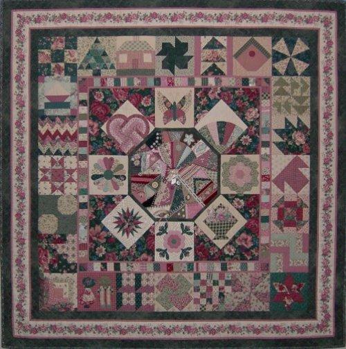 The Sampler Quilt Pattern