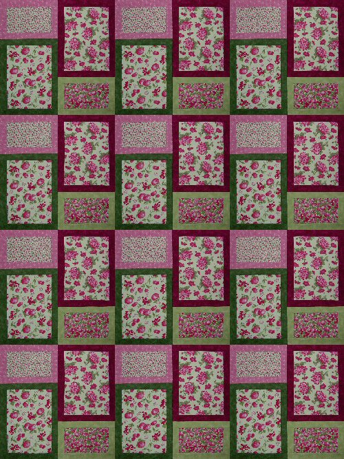 Tutti Fruitti Quick & Easy Quilt Pattern : easy quilt pattern - Adamdwight.com