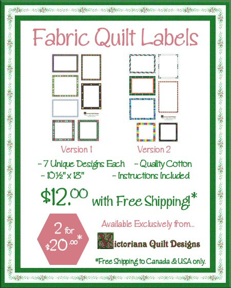 Free Printable Quilt Labels Blank - 3d House Drawing •