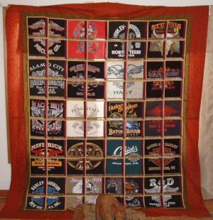 Learn How to Make a T-Shirt Quilt - HubPages
