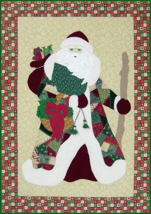 Quilt Inspiration: Free pattern day: Christmas trees