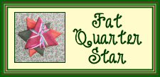 Fat Quarter Star