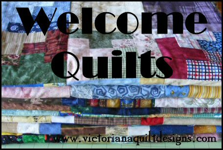 Welcome Quilts for Our Newest Canadians